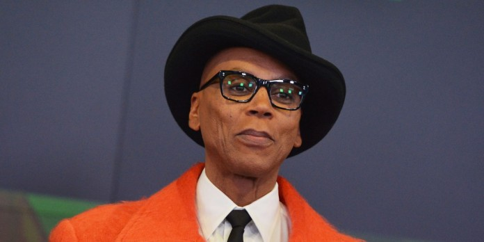 RuPaul @ at NASDAQ MarketSite
