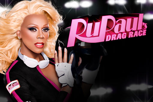 RuPaul on Logo TV
